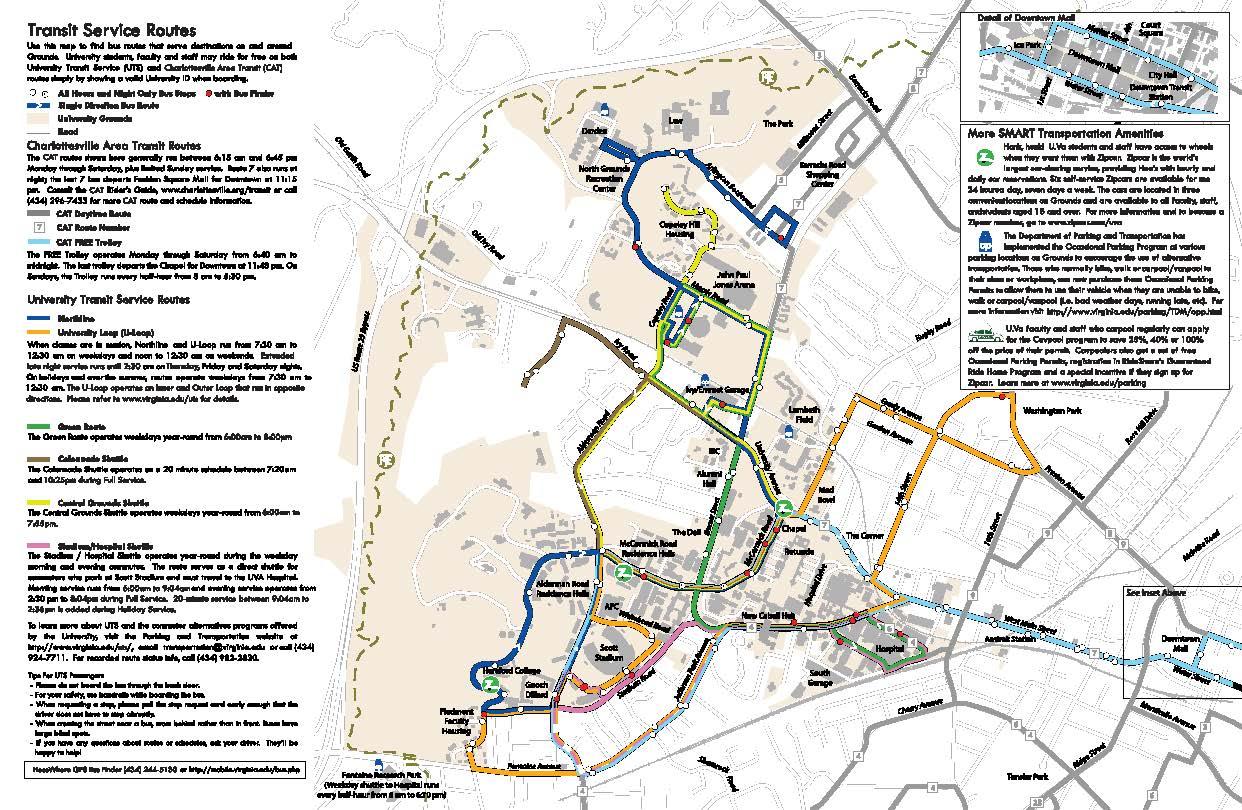 Maps - Uva map